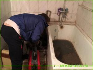 Засорение труб канализации в квартире